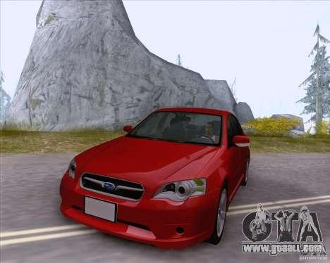 HQ Realistic World v2.0 for GTA San Andreas second screenshot