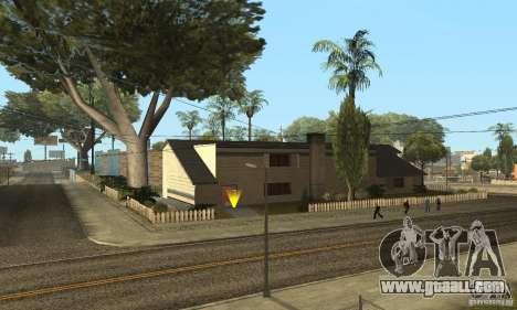 Grove Street 2013 v1 for GTA San Andreas sixth screenshot