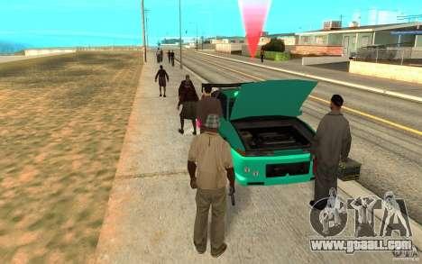 The slide master for GTA San Andreas third screenshot
