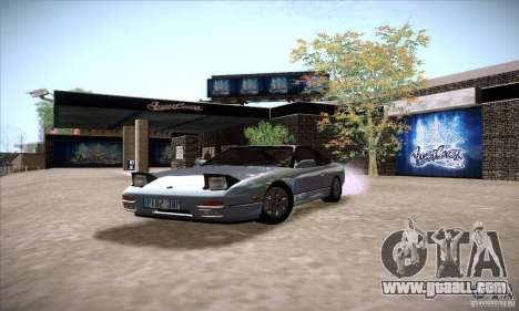 Nissan 240SX 1990 for GTA San Andreas