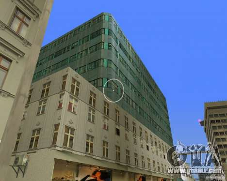 New Downtown: Shops and Buildings for GTA Vice City sixth screenshot