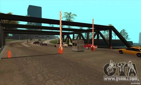 Route v1.0 for GTA San Andreas third screenshot