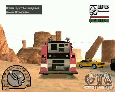 IV High Quality Lights Mod v2.2 for GTA San Andreas second screenshot