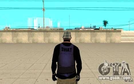 Bronik skin 3 for GTA San Andreas