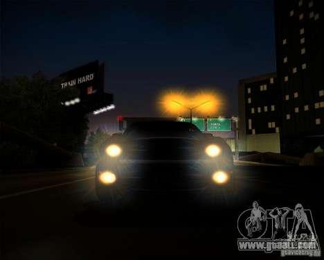 ENBSeries by Sashka911 v4 for GTA San Andreas twelth screenshot