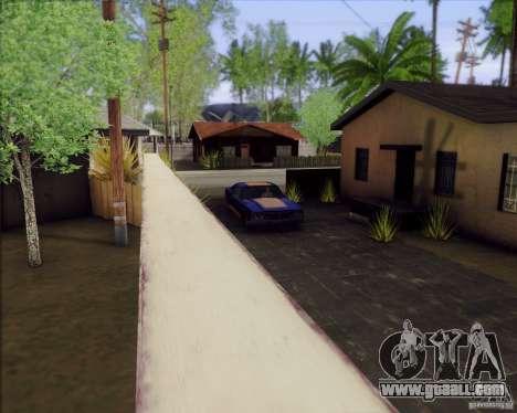 SA_Mod v1.0 for GTA San Andreas forth screenshot