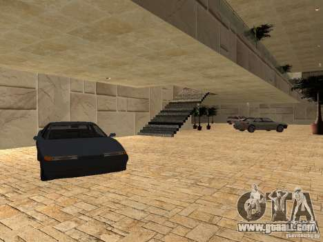 San Fierro Car Salon for GTA San Andreas fifth screenshot