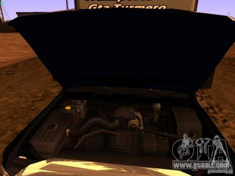 Chevrolet Silverado HD 3500 2012 for GTA San Andreas inner view