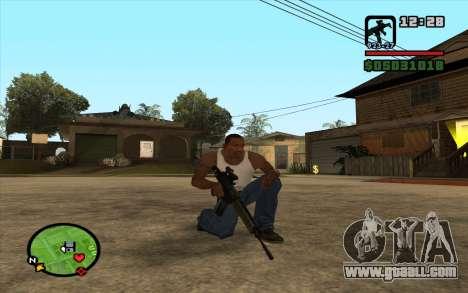 Bofors AK-5 for GTA San Andreas second screenshot