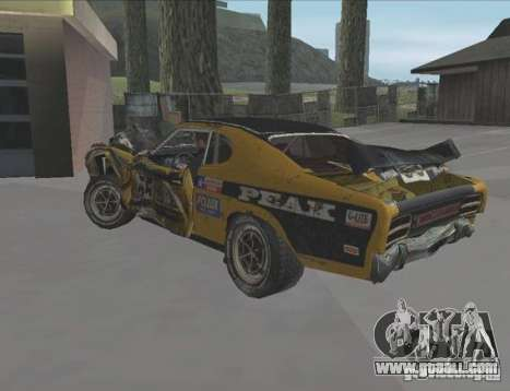Boxer from FlatOut2 for GTA San Andreas right view