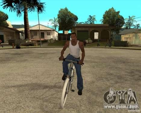 Kona Kowan texture for GTA San Andreas back view
