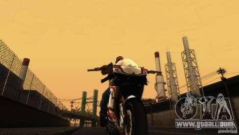 ENBSeries by dyu6 v2.0 for GTA San Andreas third screenshot