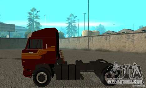 KAMAZ 5460 Skin 2 for GTA San Andreas back left view