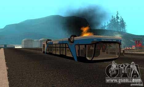Design X XAPGL for GTA San Andreas back view