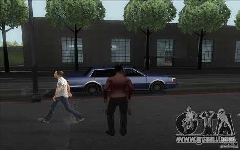 Pimp for GTA San Andreas forth screenshot