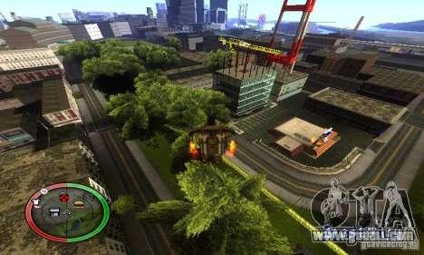 NEW STREET SF MOD for GTA San Andreas eighth screenshot