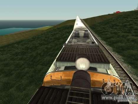 2TE10U-0137 for GTA San Andreas back view