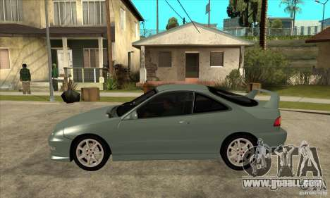 Acura Integra Type-R - Stock for GTA San Andreas left view