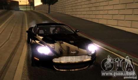 Graphic settings for GTA San Andreas third screenshot