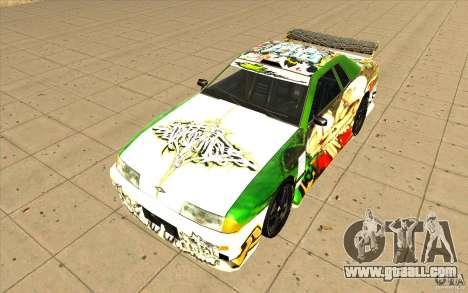Elegy graffiti for GTA San Andreas