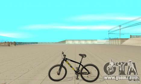 GT Dirtbike v.2 for GTA San Andreas