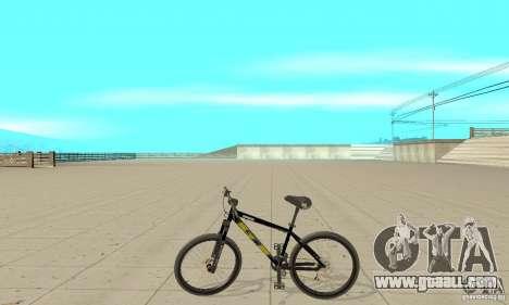 GT Dirtbike v.2 for GTA San Andreas