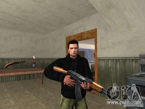 Claude HD Remake (Beta) for GTA San Andreas