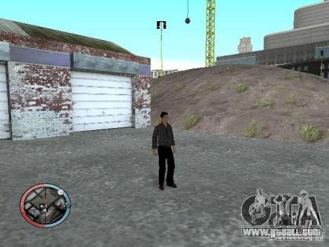 Masking for GTA San Andreas
