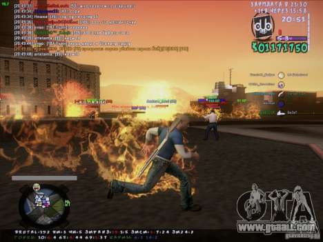 Eloras Realistic Graphics Edit for GTA San Andreas tenth screenshot