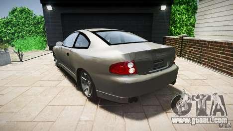 Pontiac GTO 2004 for GTA 4 back left view