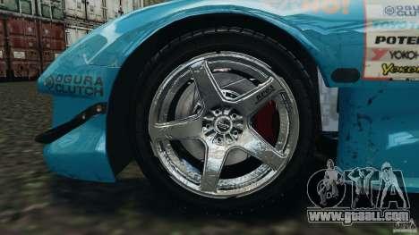 Mazda RX-7 RE-Amemiya v2 for GTA 4 side view