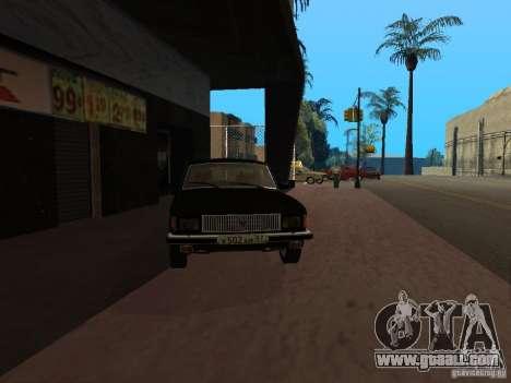 GAZ 3102 for GTA San Andreas right view