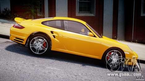 Porsche 911 Turbo V3.5 for GTA 4 back view