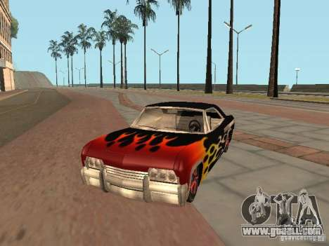 Vinyl for GTA San Andreas third screenshot