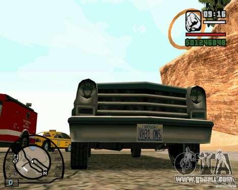 IV High Quality Lights Mod v2.2 for GTA San Andreas fifth screenshot