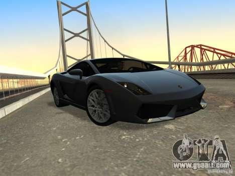 IG ENBSeries v2.0 for GTA San Andreas third screenshot