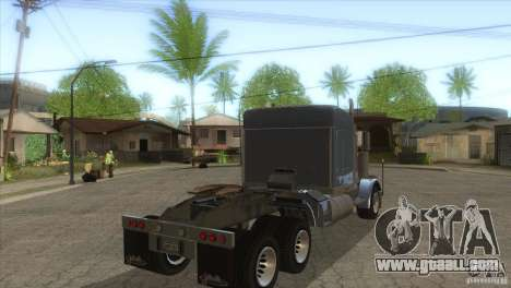 Phantom of GTA IV for GTA San Andreas right view