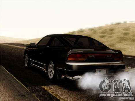 Nissan 240SX S13 - Stock for GTA San Andreas upper view