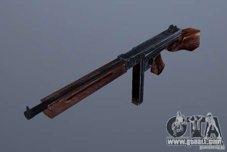 M1 (SMG Thomson) (v1.1) for GTA Vice City