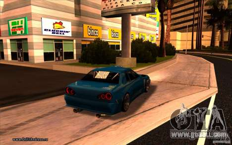 ENBSeries by MEdved for GTA San Andreas third screenshot