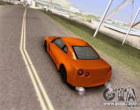 HQ Realistic World v2.0 for GTA San Andreas forth screenshot