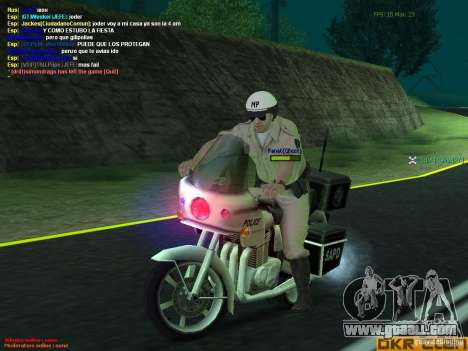HQ texture for MP for GTA San Andreas sixth screenshot