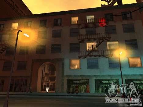 Secret apartment for GTA San Andreas seventh screenshot