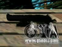 MW2 Deagle for GTA San Andreas third screenshot