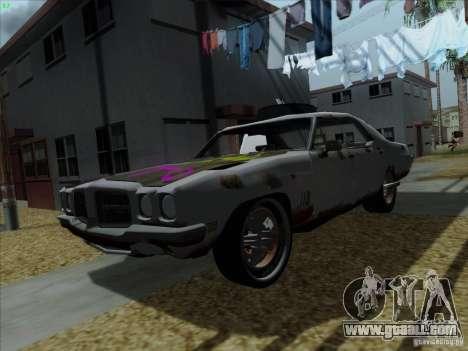BETOASS car for GTA San Andreas