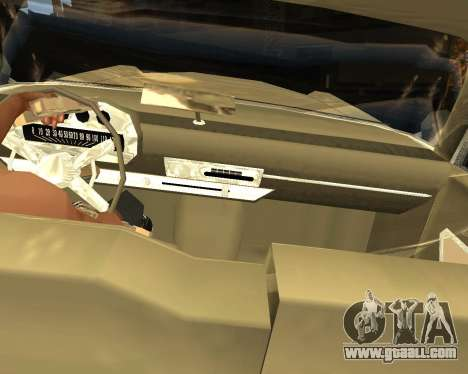Dodge Polara for GTA San Andreas right view