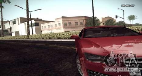 ENB Graphics Mod Samp Edition for GTA San Andreas third screenshot