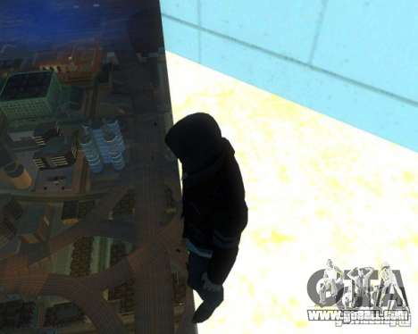 Prototype MOD for GTA San Andreas forth screenshot