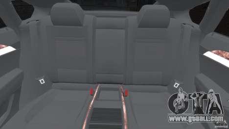 BMW X6M v1.0 for GTA 4 interior