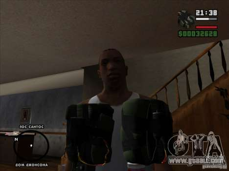 Explosive C4 for GTA San Andreas